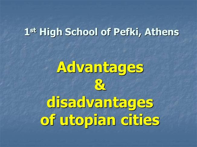 weaknesses of athens