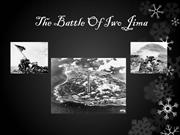 The Battle Of Iwo Jima power point