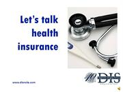 Insurance and Appointment Information from Diagnostic Imaging Services