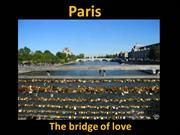 Paris-Pont des Arts-