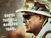 Quotes that will inspire you to travel!