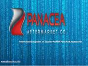 Panacea Forklift Parts