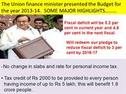 UNION BUDGET EDUCATION VK