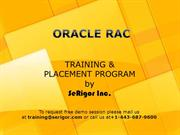 Oracle RAC Training PPT