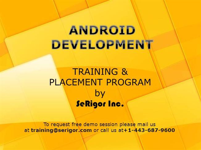 android training ppt authorstream
