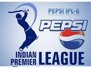 Pepsi IPL- 2013 Indian Premier League 6 Date and Venue details
