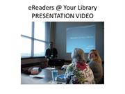 eReaders @ Your LibraryVideo