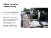 Helping Hands for Graham County