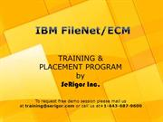 IBM Filenet Training PPT