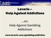 Gambling Addiction 1 Help Against Gambling Addiction
