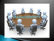 MANAGEMENT CONCEPT
