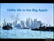 ‏‏ Big Apple in the 40s _ 02MF