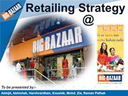 BIG BAZAAR RETAIL