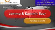 Kashmir Romantic Honeymoon Tours Packages by Joy Travels