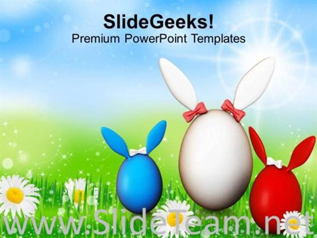 Eggs and bunnies are symbols of easter powerpoint template eggs and bunnies are symbols of easter powerpoint template powerpoint template toneelgroepblik Image collections