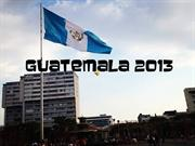 Guatemala 2013