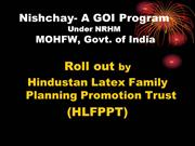 Pregnancy Test Kit Nishchay presentation