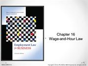 Chap016 outline wage and hour tfc 042013 narrated tfc 04042013