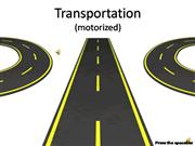 Transportation with Motors