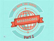 2013_04_07 All Over the Earth_Part 1_Pastor Ron Burgio