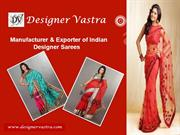 Exclusive Designer Sarees Collection for Indian Women Wear