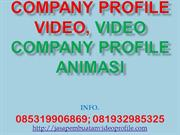 JASA PEMBUATAN COMPANY PROFILE VIDEO, VIDEO COMPANY PROFILE ANIMASI
