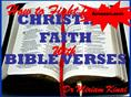 HOW TO FIGHT FOR YOUR CHRISTIAN FAITH WITH BIBLE VERSES