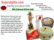 Send Gifts to India through this Online Gift Store on Festival