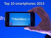 Top Ten Smartphones 2013