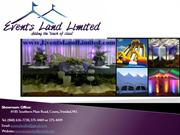 Events Land Limited Introduction Presentation