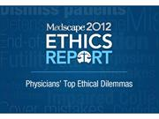 Top Ethical Dilemmas