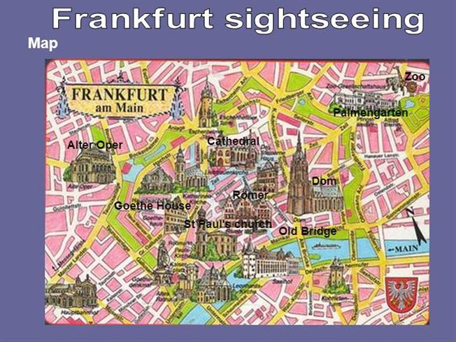Frankfurt Sightseeing authorSTREAM