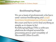 small business bookkeeping software