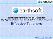 31-1-Earthsoft-Effective Teachers