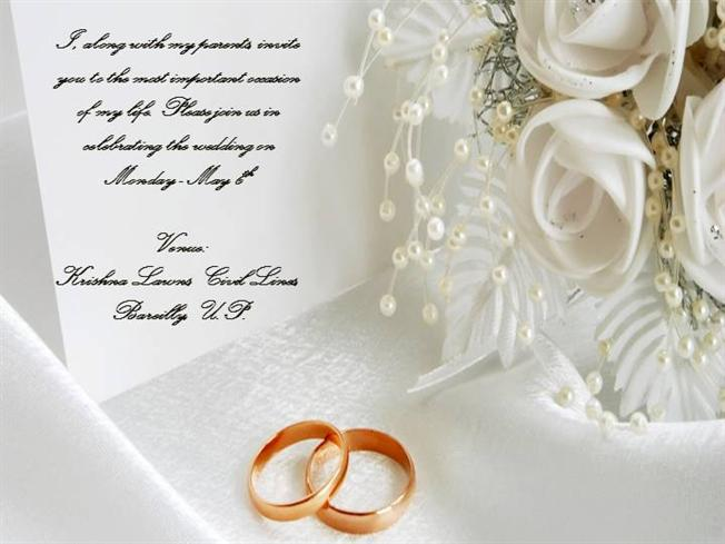Classic wedding invitations for you sample wedding invitations ppt sample wedding invitations ppt stopboris Gallery
