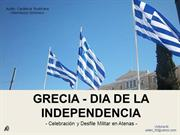 Greece. Independence Day - Grecia. Dia de la Independencia