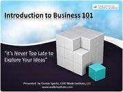Introduction to Business 101