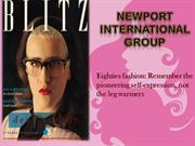 newport international group fashion review
