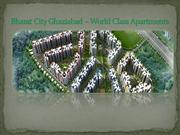 Bharat City Ghaziabad Apartments - A Healthy Living Choice In NCR