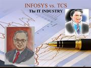 TCS V. INFOSYS