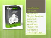 Instabuilder Best Wordpress Plugins Simple Review