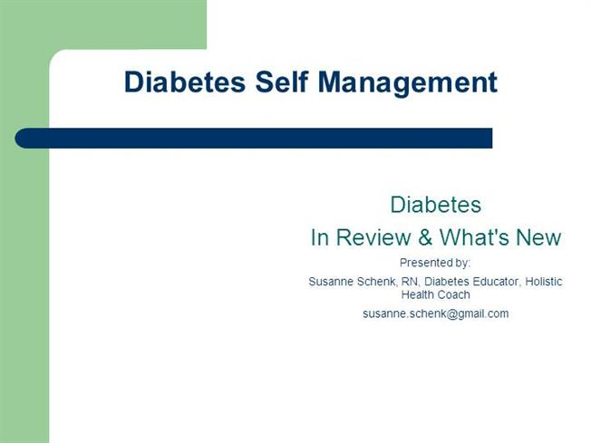 Editable diabetes ppt for education fill out & print forms.