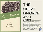 Pecha Kucha Presentation – The Great Divorce