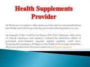 Online Vitamins And Other Health Supplements In Australia