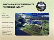 Moccasin Bend Wastewater Treatment Plant Tour Presentation 2013