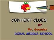 14 Context Clues powerpoint