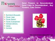 send flowers to secunderabad