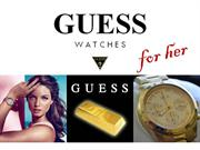 Guess Women Watches Review - Gold Guess Watches For Women Review