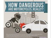 How Dangerous are Motorcycles, Really?