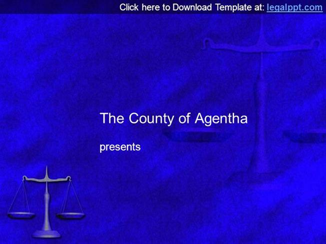 Scales of justice free law powerpoint template authorstream toneelgroepblik Image collections